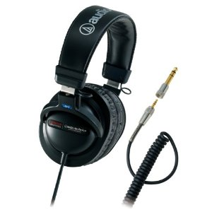 Audio Technica ATH-PRO5MK2 Black - DJ Headphones