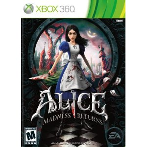 XBox 360 - Alice: Madness Returns US NTSC-U/C