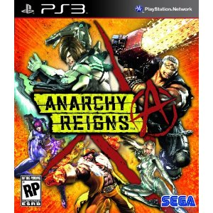 Anarchy Reigns for PS3 US