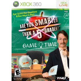 XBox 360 - Are You Smarter Than A 5th Grader: Game Time US NTSC-