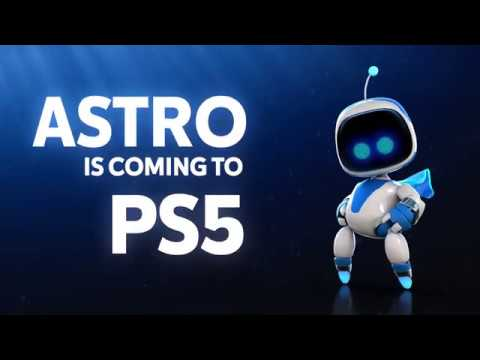 PS5 Astro's Playroom em Português e Español Playstation 5