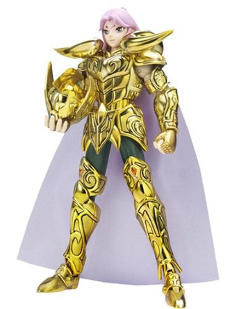 Saint Seiya - Aries Mu Gold Cloth Myth