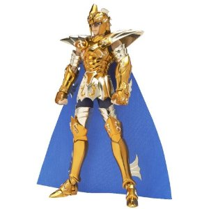 Saint Seiya Myth Cloth Sea Horse General Bian