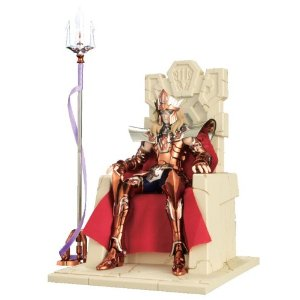 Saint Seiya Myth Cloth Poseidon God of Sea Royal Ornament Deluxe