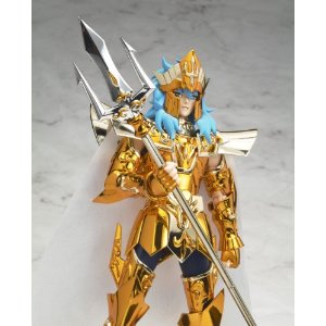 Sea Emperor Poseidon Saint Seiya Cloth Myth