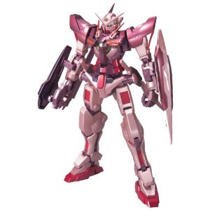 Gundam OO 00 Exia EXF Trans-Am Mode 10 1/100 model kit