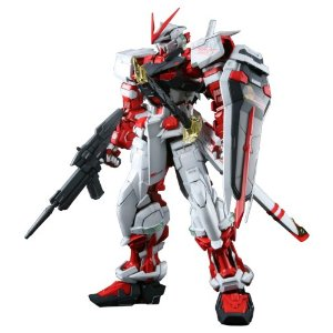 Gundam Seed Astray Red Frame 1/60 Perfect Grade Model Kit