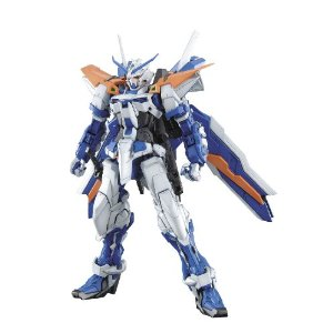 Gundam MBF-P03 Astray Blue Frame 2nd Revise MG 1/100
