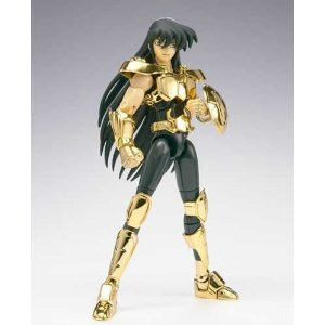 Saint Seiya Myth Cloth Dragon Shiryu Power of Gold