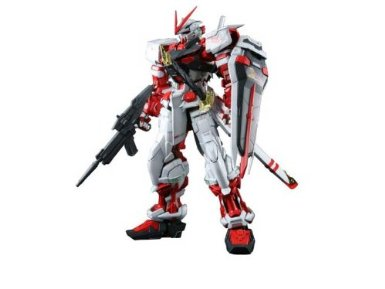 Gundam MG 1/100 Astray Red Frame Lowe Guele's MBF-PO2KAI