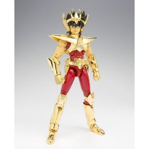 Saint Cloth Myth: Pegasus Seiya Power Of Gold [Limited]