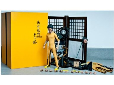 Enterbay Game of Death: Bruce Lee Real Masterpiece