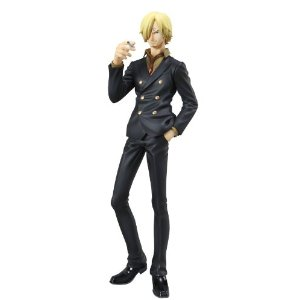 Megahouse Portrait of Pirates: Sanji EX Model One Piece