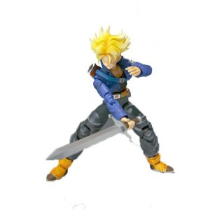 Bandai Trunks S.H. Figuarts