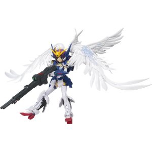 MS Girl Wing Gundam Zero (EW) - Armor Girls Project