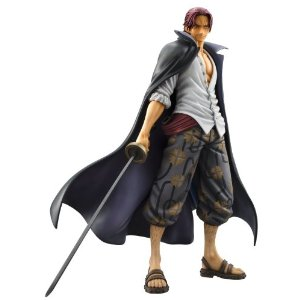 Megahouse One Piece Portrait of Pirates Neo-DX Shanks Ex