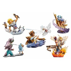 Diorama Box Collection Saint Seiya Zodiac ~ Hen ~ (BOX)