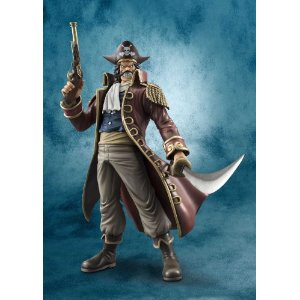 Megahouse One Piece Portrait of Pirates DX: Gol D. Roger