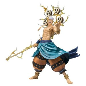 Tamashii Nations One Piece Figuarts Zero Enel