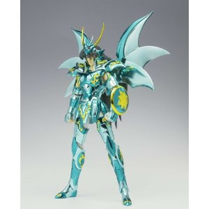Myth Cloth Shiryu Saint Seiya V4 10th Anniversary Edition
