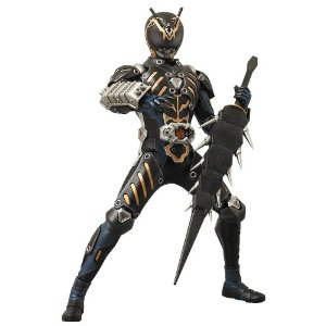 RAH Kamen Rider Ryuki: DX Alternative Zero No.616