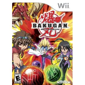 Wii Bakugan Battle Brawlers US