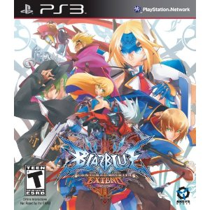 BlazBlue: Continuum Shift EXTEND for PS3 US