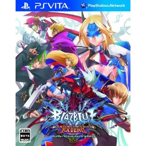 PSVita Blazblue: Continuum Shift Extend JPN