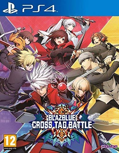 PS4 Blazblue Cross Tag Battle (PlayStation 4)