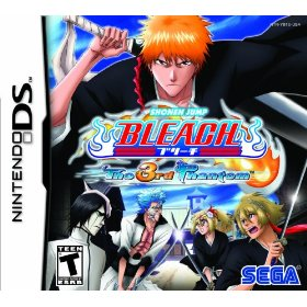 DS - Bleach: The 3rd Phantom US