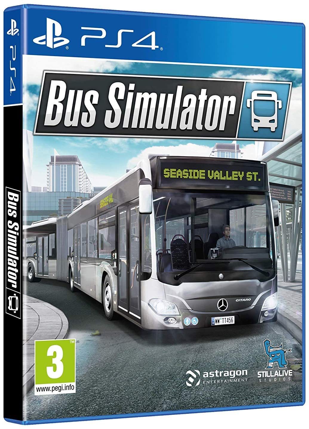 PS4 Bus Simulator (PlayStation 4)