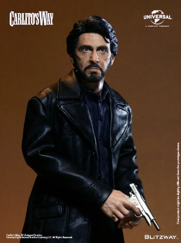 Blitzway Ultimate Masterpiece Carlito's Way Charlie Brigante