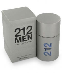 Carolina Herrera 212 Masculino - 50ml