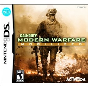 DS - Call of Duty: Modern Warfare: Mobilized US