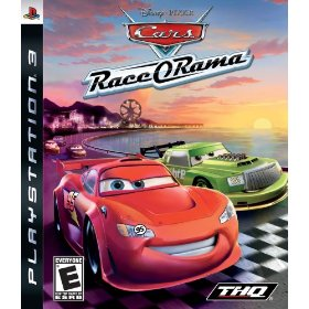 Cars Race O Rama for PS3 US