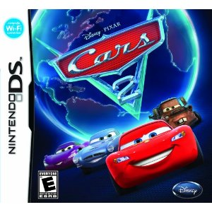 DS - Cars 2 US