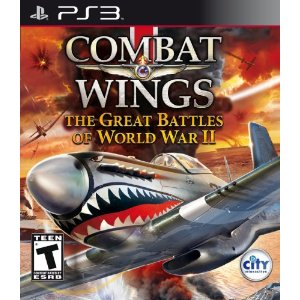 Combat Wings: The Great Battles of WWII for PS3 US