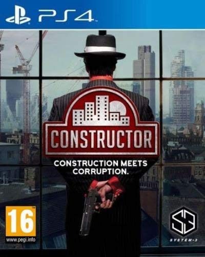 PS4 Constructor (PlayStation 4)