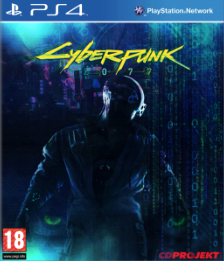 PS4 Cyberpunk 2077 (PlayStation 4)