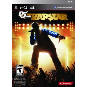 Def Jam Rapstar Bundle for PS3 US