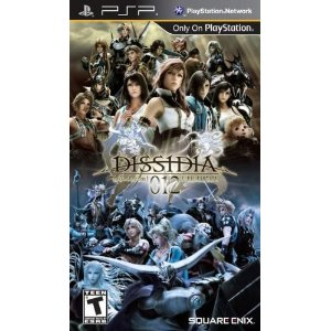 PSP Dissidia 012 [duodecim] Final Fantasy US