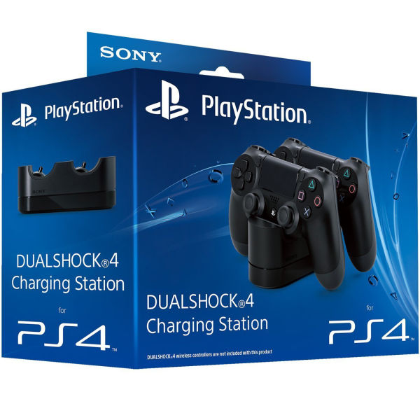 PS4 Dual Shock 4 Charging Station (PlayStation 4)