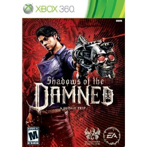 XBox 360 - Shadows of the Damned US Regiao Livre