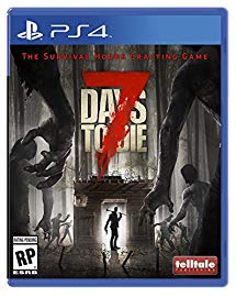 PS4 7 Days to Die (PlayStation 4)