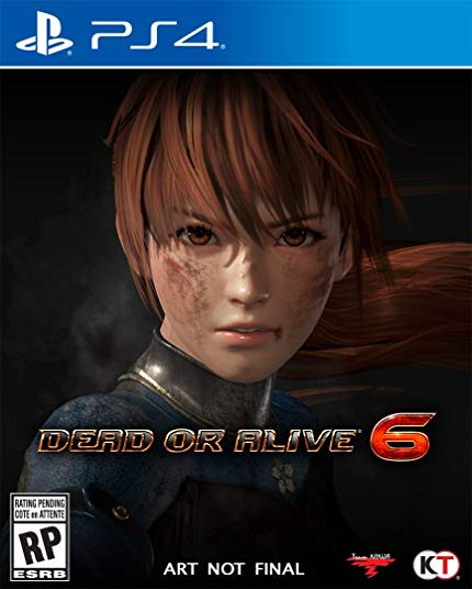 PS4 Dead or Alive 6 (PlayStation 4)