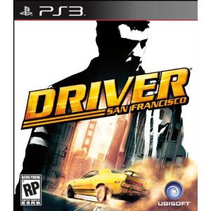 Driver: San Francisco for PS3 US