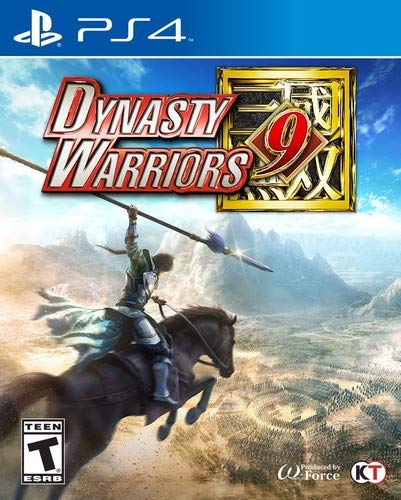 PS4 Dynasty Warriors 9 (PlayStation 4)