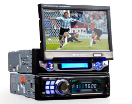 Eonon DVD Player E0823+monitor E0801