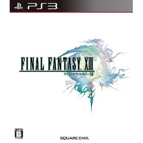 Final Fantasy XIII PS3 - JPN
