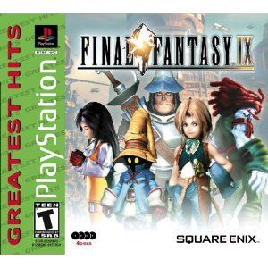 Final Fantasy IX PS1 USA